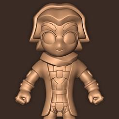 b.jpg Download STL file Paul Atreides ( Timothee Chalamet ) Dune • 3D printable object, MatteoMoscatelli