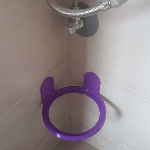 Download free STL files toilet brush holder, yvrogne59