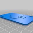 0dfbdd3c83646dba3ae058b259a5c7da.png Télécharger fichier SCAD gratuit Les cartes à jouer • Objet imprimable en 3D, yvrogne59