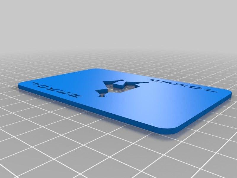 ea7c8ce6bdccf7739f2ac4616dee0150.png Télécharger fichier SCAD gratuit Les cartes à jouer • Objet imprimable en 3D, yvrogne59