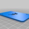 f925315d05307dc4e897ca740554eac9.png Télécharger fichier SCAD gratuit Les cartes à jouer • Objet imprimable en 3D, yvrogne59