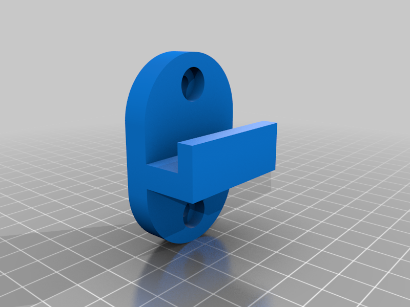 Batmobile_wall_mount_short.png Download free SCAD file Lego Batmobile wall mount • 3D printable template, yvrogne59