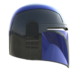 Elmo custom mod.1 v5 2.png Download STL file Mandalorian helmet  • Design to 3D print, laqdime93