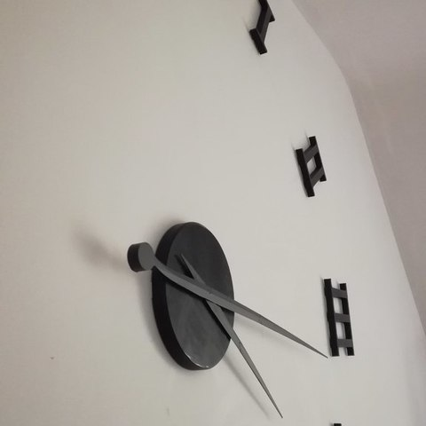 Descargar Modelos 3d Para Imprimir Gratis Reloj Mural