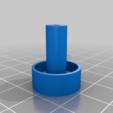 Télécharger fichier impression 3D gratuit Bouton de pièce de monnaie d'arcade, bestia_tester
