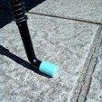 Download free 3D printer designs Cecotec Outsider Leg Cap, VaroLabs