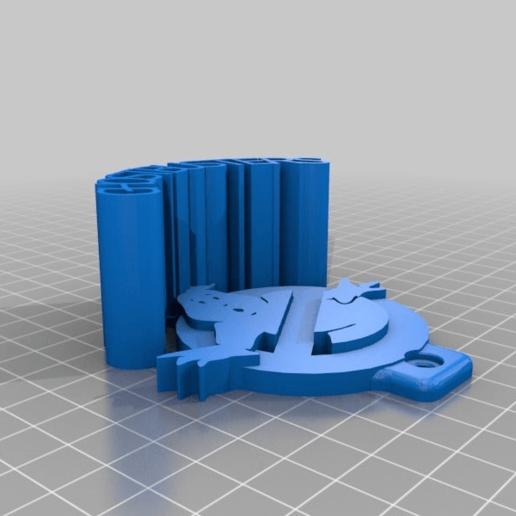 aa0d0e6777d847f412b00abd1d9e2878.png Télécharger fichier STL gratuit Support pour casque d'écoute Ghostbusters • Plan pour imprimante 3D, Glenn37216