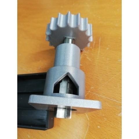 Télécharger STL Aide de filetage M12x0,5, makerpat