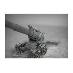 STL Proxy Terremoto 28mm Artillería Pesada, delCastillo