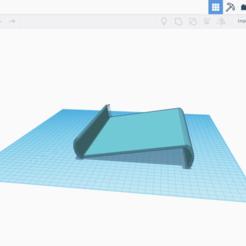 FireShot Capture 010 - 3D design support tablette - Tinkercad - www.tinkercad.com.png Télécharger fichier STL gratuit tablette de support • Plan à imprimer en 3D, podddingue