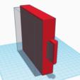 Free 3D print files boite de rangement+ 2 tiroirs, podddingue