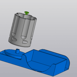 Download free 3D printing templates Stationery, Faraa