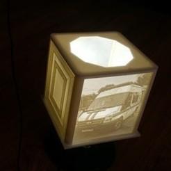 Descargar modelos 3D gratis Lithophone, Faraa