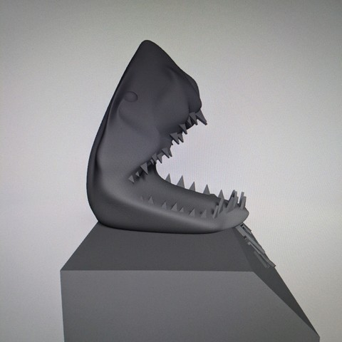 STL files Shark 3d, Bendtfusion