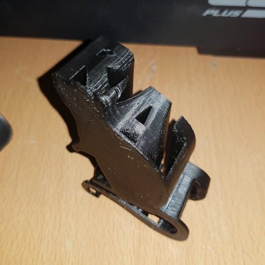Télécharger fichier STL gratuit Rat - rat | renversement de texte | anti feuille volante / pince notes • Design imprimable en 3D, clement68320