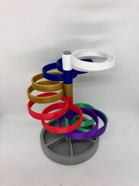IMG_1557.jpg Télécharger fichier STL gratuit Porte-stylo à spirale • Design pour imprimante 3D, 3DWinnipeg