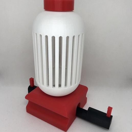 Download free STL file Candy Jar • 3D printing template, 3DWinnipeg