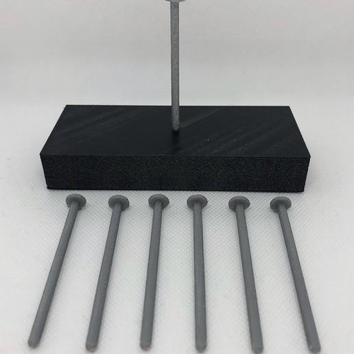 Télécharger fichier STL gratuit Puzzle à ongles • Design pour imprimante 3D, 3DWinnipeg