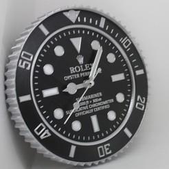 Download 3D printing models Rolex Wall Clock, 3DWinnipeg