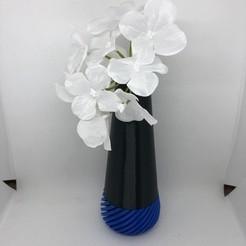 IMG_4962.jpg Télécharger fichier STL Vase à deux parties • Modèle pour impression 3D, 3DWinnipeg