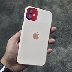 01.jpeg Download free STL file iPhone 11 Phone Case • 3D printer template, modellerhouse