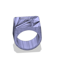 Download free 3D printing designs Mark of Cain Ring, ColinSS906