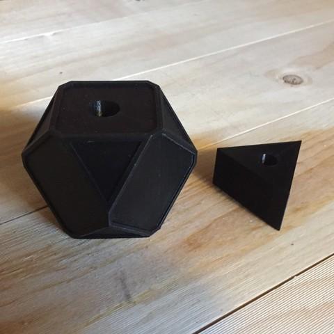 Archivos 3D gratis Netsuke moderno, Grisworks