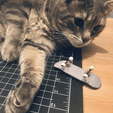 Download free 3D printing models Yet Another Fingerboard (Boards, Moulds, Shapers, Wheel Nut), alphacat