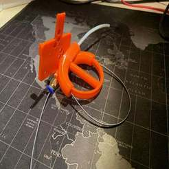 IMG_3466.jpg Download free STL file Prusa MMU Mini Buffer - Skadis Edition • 3D printer model, huskyte