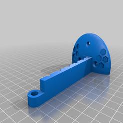 ikea_skadis_pegboard_magnet_1.png Télécharger fichier STL gratuit Clip magnétique IKEA Skadis pour séparateur de tubes • Objet pour imprimante 3D, huskyte