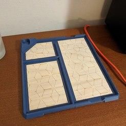 IMG_20200831_194551.jpg Télécharger fichier STL gratuit Organisateur du plateau de valet de l'EDC • Design imprimable en 3D, justinzing7