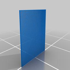 mesh.png Télécharger fichier STL gratuit Maille de ventilateur PC 120 mm • Modèle pour impression 3D, jordengx