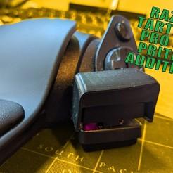 IMG_20200327_150928.jpg Download STL file Razer Tartarus Pro Joystick 3D Printed Replacement/Riser • 3D print model, jordengx