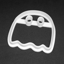 Descargar modelo 3D Halloween Cookie Cutter Bundle, merybaltar