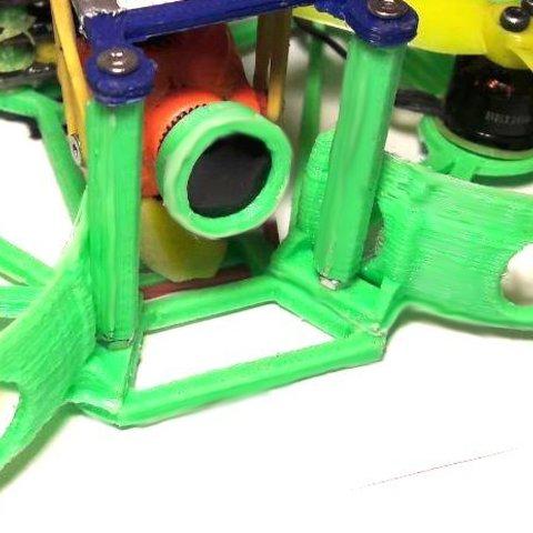 Télécharger modèle 3D gratuit Runcam Split Mini ND capuchon filtrant / capuchon protecteur, noctaro