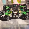 Free 3D printer designs Brushless beecheese frame (Semi ducted micro brushless frame), noctaro
