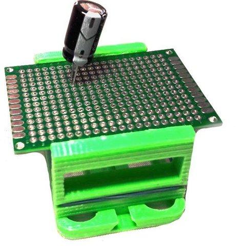 Télécharger objet 3D gratuit Mon étau en caoutchouc personnalisé (tolérance de 1,5 mm), noctaro