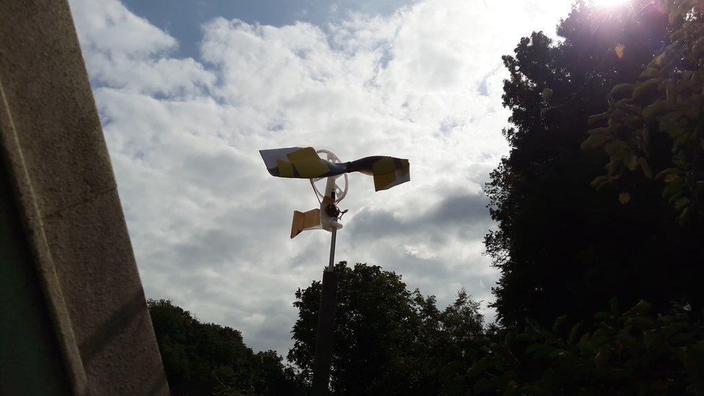 8881652c2e7e8f89990a69c08fff47fa_display_large.jpg Download free STL file Airslicer windmill (work in progress) • 3D print template, noctaro