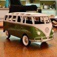 Télécharger fichier imprimante 3D gratuit Volkswagen Bus des années 1970, mtungate