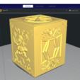 Download 3D model Sagittarius SIGN - Sagittarius - BOX PANDORA BOX SAINT SEIYA / KEYCHAIN / KEVERO, Imageniero3D