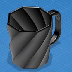 Impresiones 3D gratis Taza de café, Pierre_Gargam