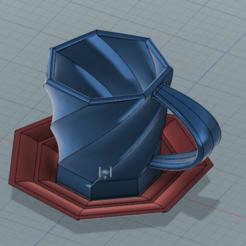 Télécharger fichier imprimante 3D gratuit Tasse à café, Pierre_Gargam