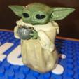 Télécharger modèle 3D gratuit Gobelet bébé yoda, Pierre_Gargam
