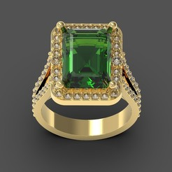 Free 3D printer model Classic ring, Averimer