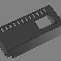 3D print files Protection alim alfawise U30, djgl02