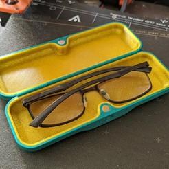 00000IMG_00000_BURST20201026080907696_COVER.jpg Descargar archivo STL gratis Estuche de gafas (reelaboración del diseño de Jasoncanning) • Plan de la impresora 3D, brunogalam