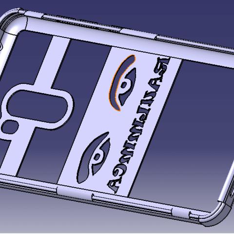 Download free STL files Pocophone cover f1, RAULMMCA