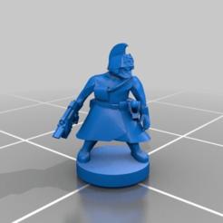 Télécharger plan imprimante 3D gatuit Un agent du DKoK épique, ACEMinis