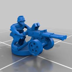 Télécharger fichier 3D gratuit L'épopée DKoK des armes lourdes, ACEMinis
