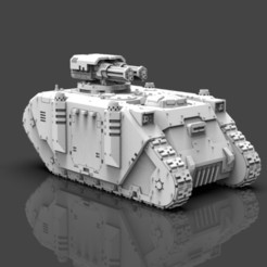 Imprimir en 3D gratis Stricke Pattern Wild Hog All Purpose Vehicle, ACEMinis